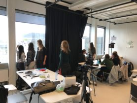Good practice Sanne de Jong - onderwijs en innovatie