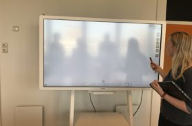 interactive whiteboard TLL